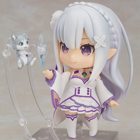 Re:Zero Starting Life in Another World Nendoroid Emilia-5020