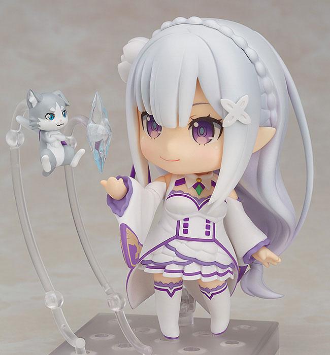 Re:Zero Starting Life in Another World Nendoroid Emilia-5020