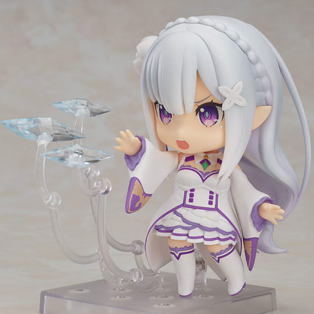 Re:Zero Starting Life in Another World Nendoroid Emilia-5019