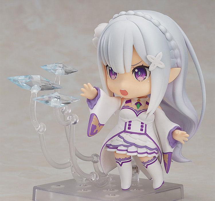 Re:Zero Starting Life in Another World Nendoroid Emilia-5019