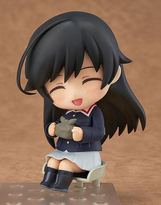 Girls und Panzer Nendoroid Hana Isuzu-4982