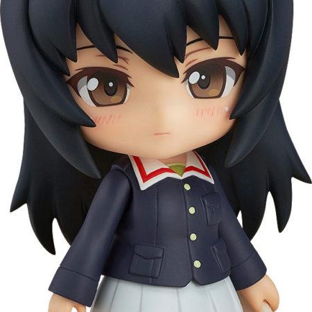 Girls und Panzer Nendoroid Mako Reizei-0