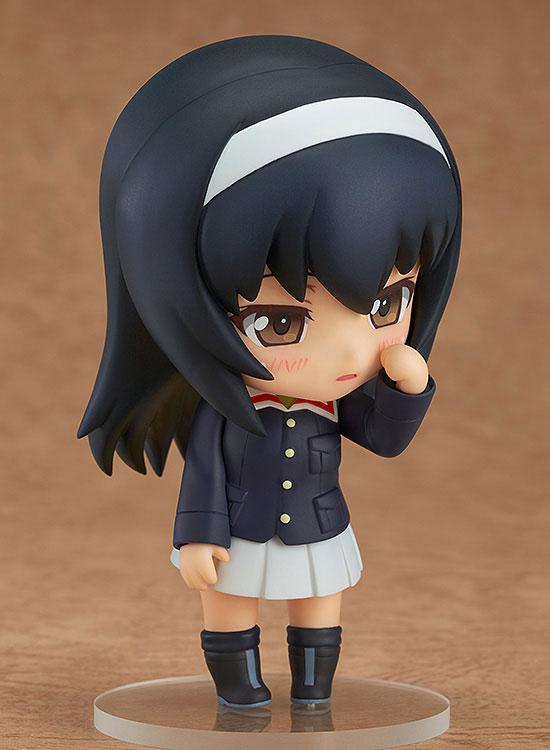 Girls und Panzer Nendoroid Mako Reizei-4966