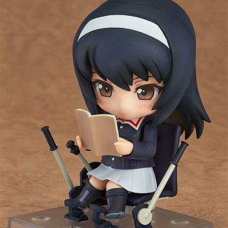 Girls und Panzer Nendoroid Mako Reizei-4967