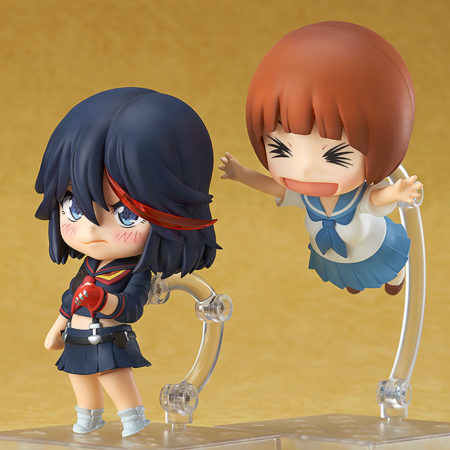 Ryuko Matoi Nendoroid sold seperately.