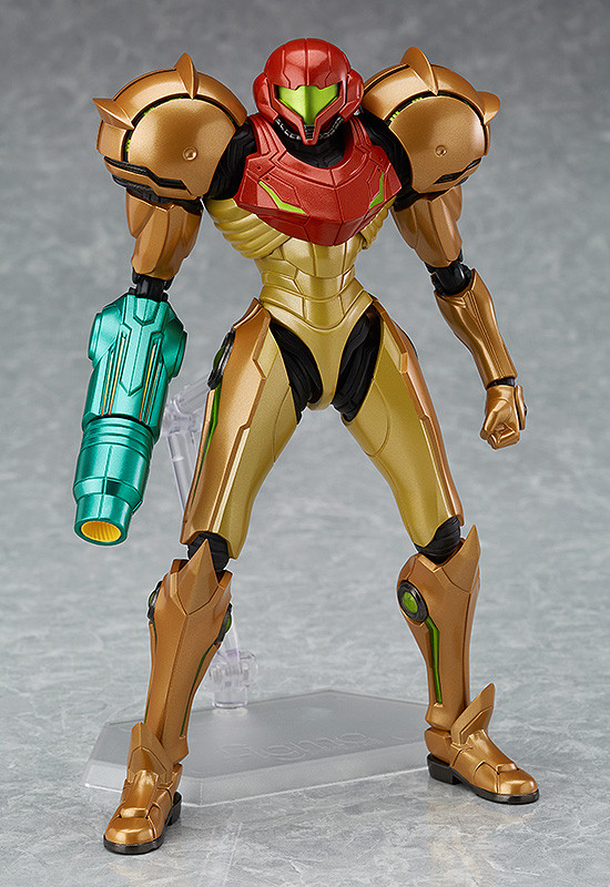 Metroid Prime 3 Corruption Figma Samus Aran Prime 3 Version-5188
