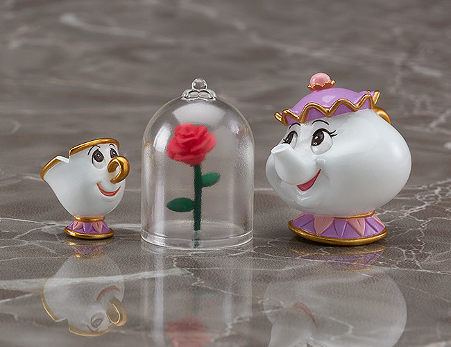 Beauty and The Beast Nendoroid Belle-5087