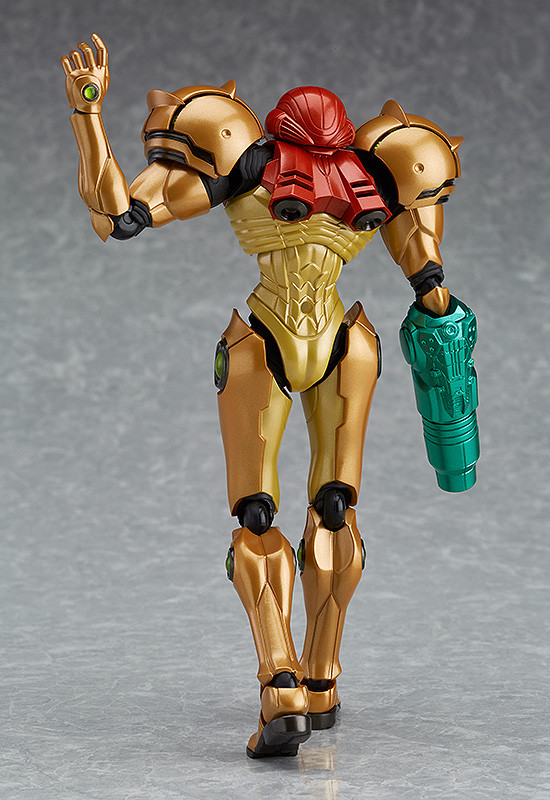 Metroid Prime 3 Corruption Figma Samus Aran Prime 3 Version-5189