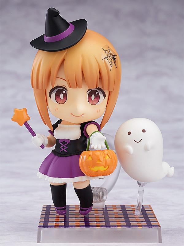 *Image for illustrative purposes only. No Nendoroid head parts are included with this product.