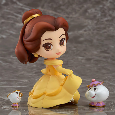 Beauty and The Beast Nendoroid Belle-0