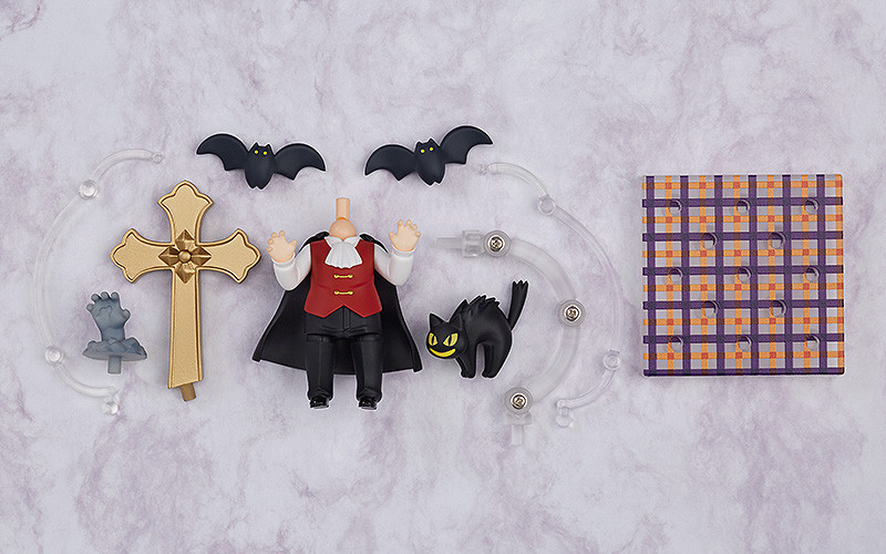 Nendoroid More: Halloween Set Male Version-5234