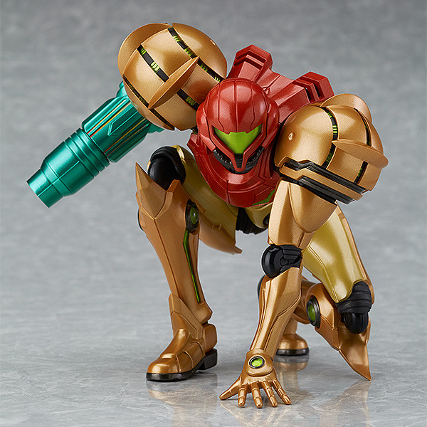 Metroid Prime 3 Corruption Figma Samus Aran Prime 3 Version-5190
