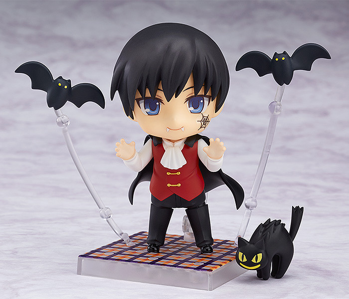*Images are for illustrative purposes only. No Nendoroid head parts are included with this product.