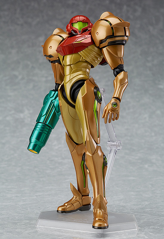 Metroid Prime 3 Corruption Figma Samus Aran Prime 3 Version-0