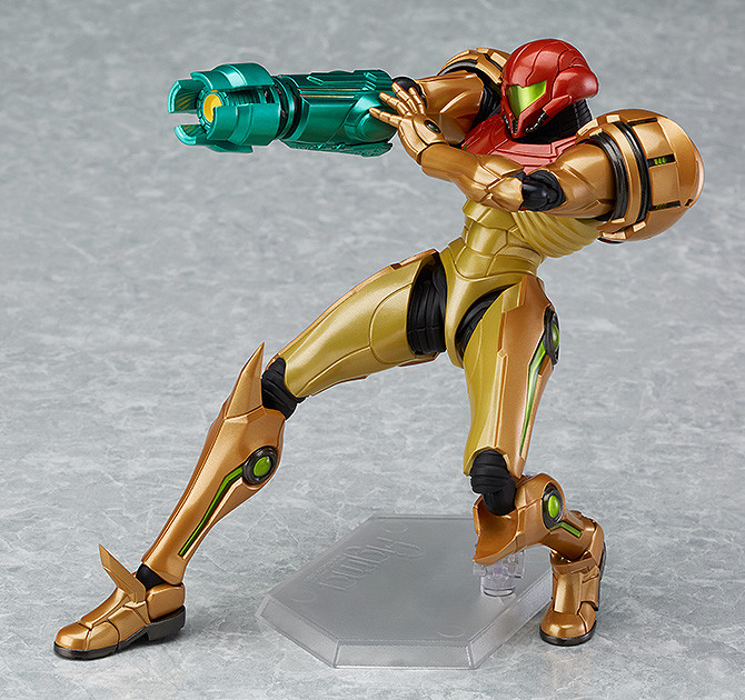 Metroid Prime 3 Corruption Figma Samus Aran Prime 3 Version-5192
