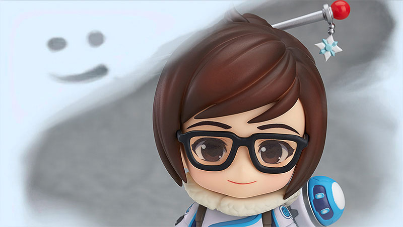 Overwatch Nendoroid Mei Classic Skin Edition-5113