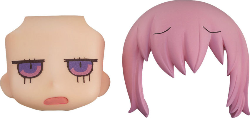Fate/Grand Order Nendoroid More Decorative Parts Face Swap Shielder/Mash Kyrielight-0