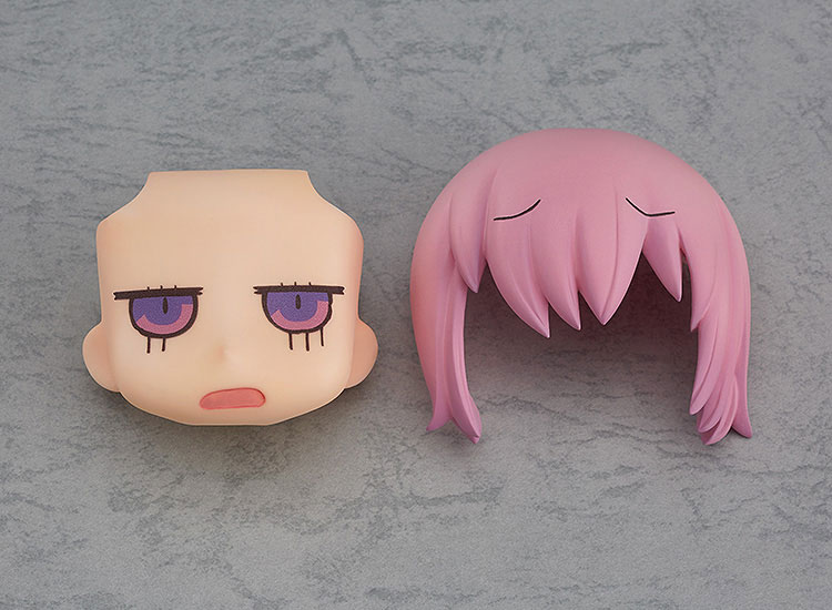 Fate/Grand Order Nendoroid More Decorative Parts Face Swap Shielder/Mash Kyrielight-5085