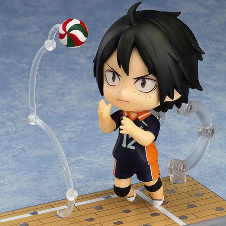 Haikyu!! Karasuno VS Shiratorizawa Academy Nendoroid Tadashi Yamaguchi-5206