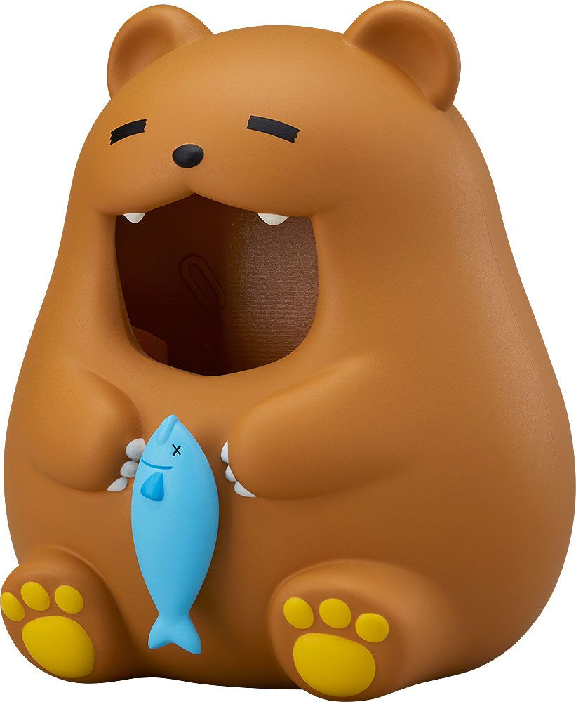 Nendoroid More: Face Parts Case (Pudgy Bear)-0