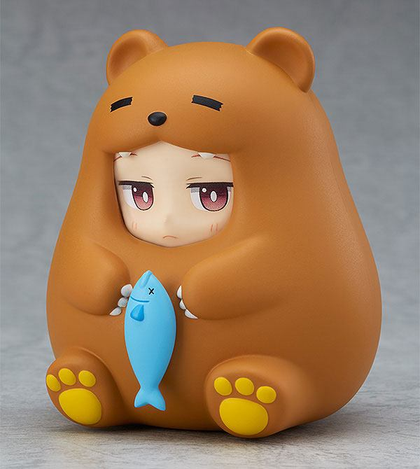 Nendoroid More: Face Parts Case (Pudgy Bear)-5314