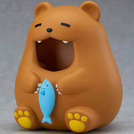 Nendoroid More: Face Parts Case (Pudgy Bear)-5316