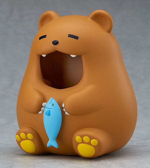 Nendoroid More: Face Parts Case (Pudgy Bear)-5316