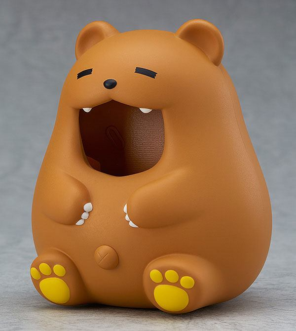 Nendoroid More: Face Parts Case (Pudgy Bear)-5315
