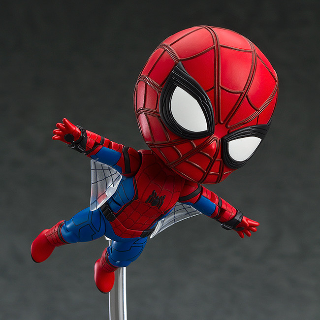Nendoroid Spider-Man Homecoming Edition-5398