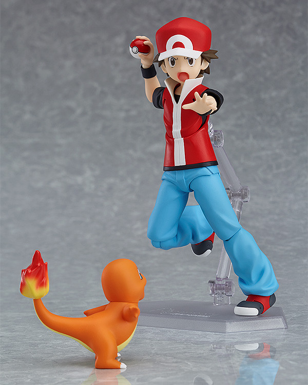 Pokemon figma figure Red-5415