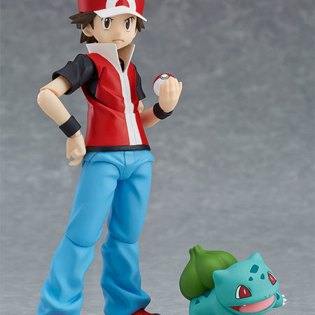 Pokemon figma figure Red-5419