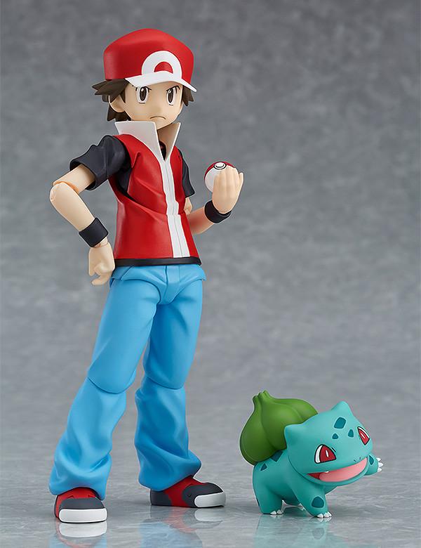 Pokemon figma figure Red-5419