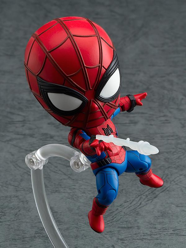 Nendoroid Spider-Man Homecoming Edition-0