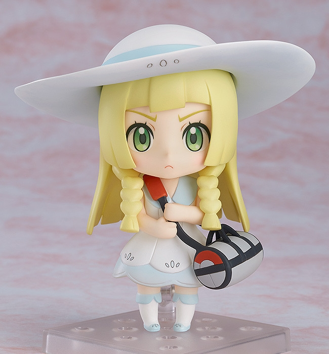 Pokemon Nendoroid Lillie-0