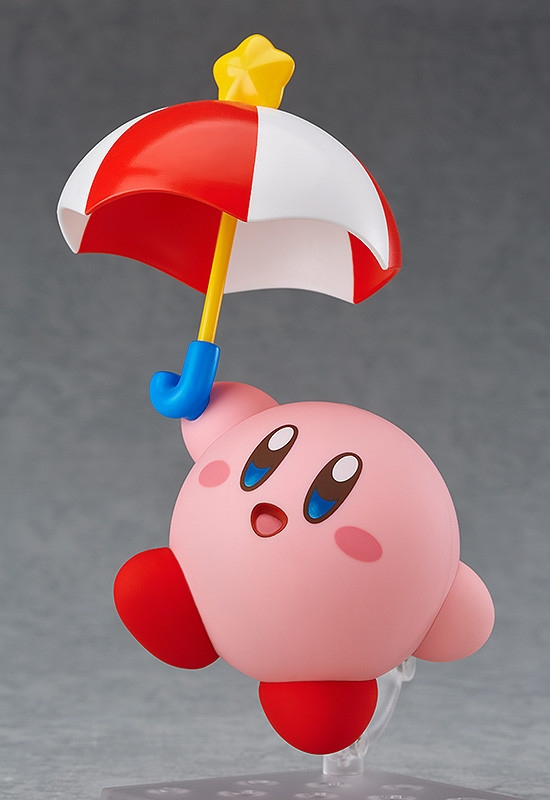 Displayed with Nendoroid Kirby (Sold Seperately)
