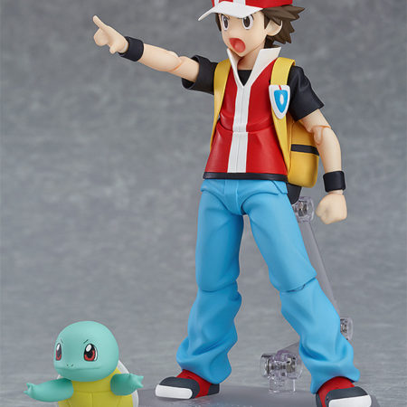 Pokemon figma figure Red-5417