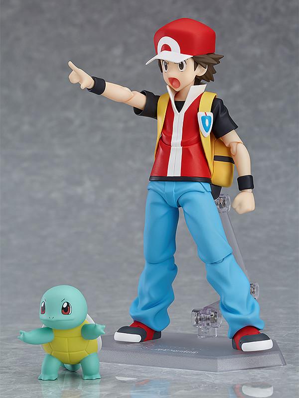 Pokemon figma figure Red-5417