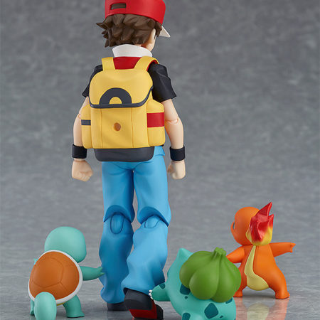Pokemon figma figure Red-5416