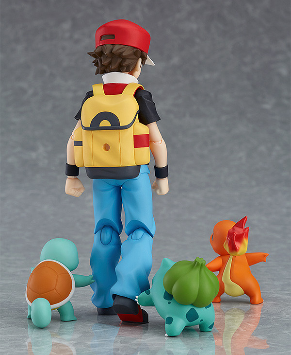 Pokemon figma figure Red-5416
