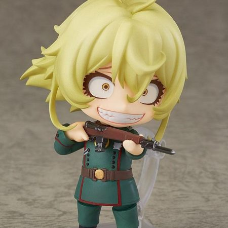 Saga of Tanya the Evil Nendoroid Tanya Degurechaff-5467