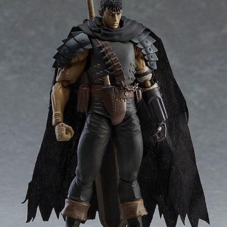 Berserk Figma Action Figure Guts Black Swordsman Ver. Repaint Edition-5450
