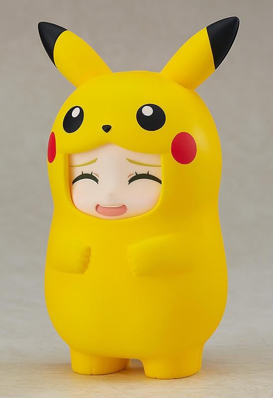 Pokemon Nendoroid More Pikachu Face Parts Case-0