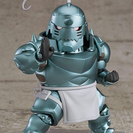 Fullmetal Alchemist Nendoroid Alphonse Elric-0