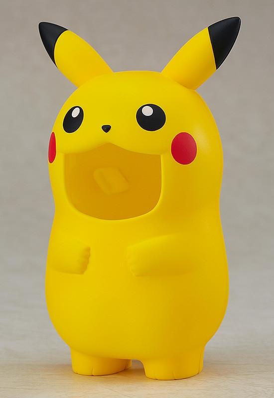 Pokemon Nendoroid More Pikachu Face Parts Case-5541