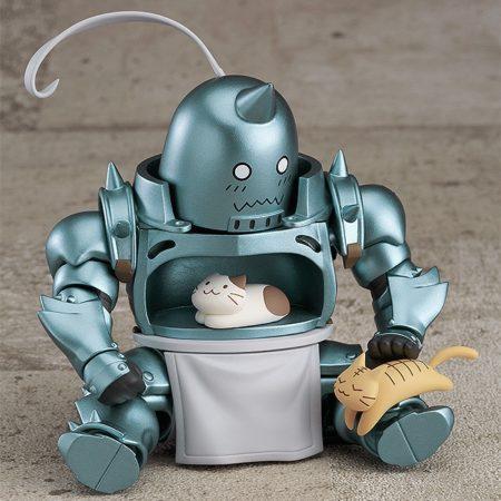 Fullmetal Alchemist Nendoroid Alphonse Elric-5575