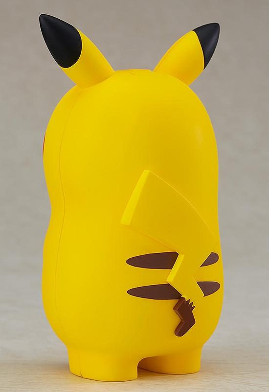 Pokemon Nendoroid More Pikachu Face Parts Case-5539