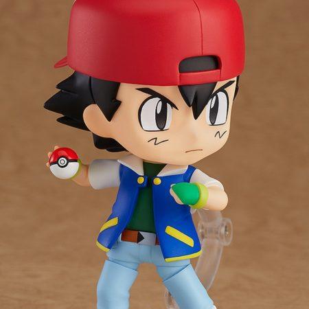 Pokemon Nendoroid Ash & Pikachu-5537