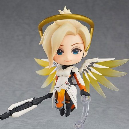 Overwatch Nendoroid Mercy Classic Skin Edition-0