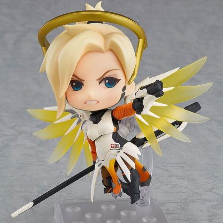 Overwatch Nendoroid Mercy Classic Skin Edition-5530