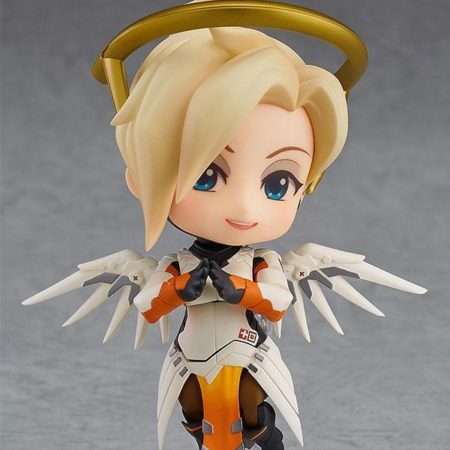 Overwatch Nendoroid Mercy Classic Skin Edition-5533